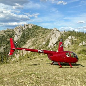 Fairbanks Alaska helicopter transportation