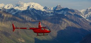 Fairbanks helicopter charter services