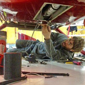 Fairbanks helicopter mechanic