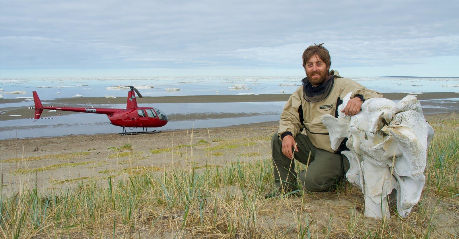 Fairbanks Alaska helicopter pilot Alex Shapiro
