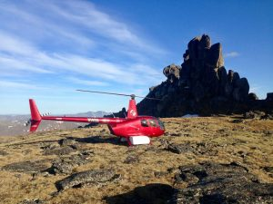 Helicopter Charter Services Fairbanks